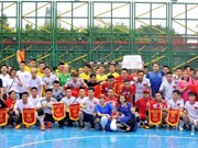 Overseas Vietnamese in Macau commemorate day of martyrs, invalids