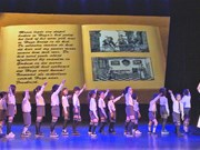 Hanoi kids perform Matilda the Musical