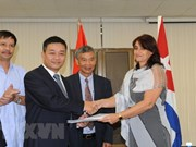Vietnamese firm launches subsidiary in Cuba