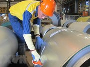 Canada says VN's cold-rolled steel causes injury to its steel industry