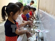 Hanoi strives to increase clean water supply for locals