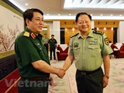 Vietnam and China to strengthen defence ties
