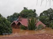 Dam burst in Laos will not affect Vietnam's Mekong Delta