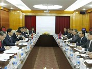 Vietnam, Laos intensify cooperation in inspection work
