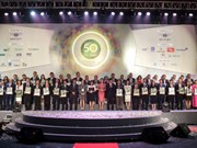Forbes Vietnam honours top 50 listed firms