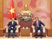 Official highlights cooperation between Vietnam, Japan legislatures