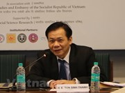 Ambassador optimistic about Vietnam-India trade hitting 15 billion USD