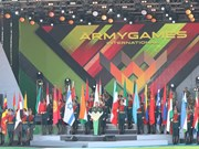 Vietnam takes part in Int'l Army Games for first time
