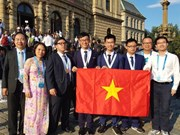 Vietnamese students shine at Int'l Chemistry Olympiad