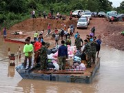 Thai government calls all people to donate for Lao victims of dam break