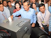 Vietnam congratulates Cambodia on successful election