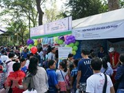 Francophone students attend summer school in Vietnam
