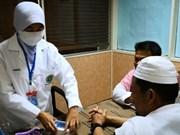 Hajj medical office provides services to Thai pilgrims in Saudi Arabia