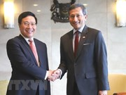 Vietnam, Singapore see strong all-round growth in strategic partnership