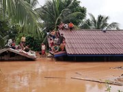 OVs in Laos raise funds in support of dam collapse victims