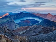 Indonesia: Over 1,000 hikers evacuated from Mt. Rinjani