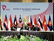 Vietnam attends SEANWFZ, AICHR meetings in Singapore
