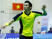 More than 400 athletes to compete in Vietnam Open Badminton Champs