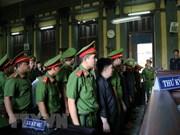 Five sentenced to death in major drug trafficking case