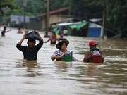 Myanmar: 150,000 flee due to floods