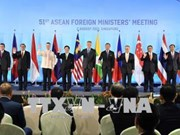 ASEAN Post-Ministerial Conferences with Partners held in Singapore