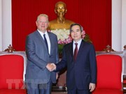 Former US Vice President commends Vietnam's achievements