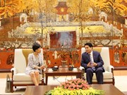 Huge cooperation potential for Hanoi, Canadian cities