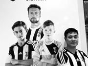 Juventus opens training academy in Vietnam