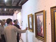 Art exhibition promotes understanding among Mekong nations