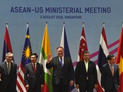 Foreign ministers applaud ASEAN's relations with partners