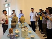 Ba Ria-Vung Tau: Over 360 antiques donated to museum
