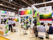 Hanoi firms to attend Asia Fruit Logistica 2018