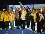 Vietnam's women win silver at Asian team chess championship
