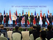 51st ASEAN Foreign Ministers' Meeting, related meetings fruitful