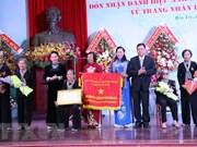 Ben Tre's long-haired army honoured