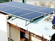 HCM City encourages solar energy
