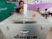 Cambodia: NEC ends verification of election results