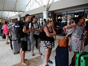 Over 2,000 tourists evacuated due to Lombok earthquake