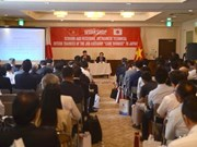 Seminar discusses challenges in recruiting caregiver interns for Japan