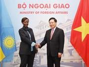 Vietnam highly values ties with Rwanda: Deputy PM