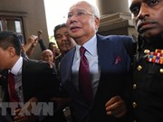 Former Malaysian PM faces fresh charges of money laundering