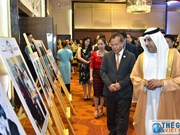 Photo exhibition marks 100th birth anniversary of UAE leader