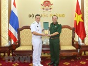 Vietnamese, Thai navies enhance hydrographic cooperation