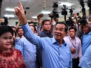 Thai PM congratulates Cambodia on successful election