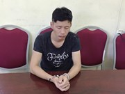 Quang Ninh police start legal proceedings against two Chinese for robbery
