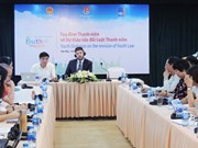 Draft revised Youth Law discussed with relevant demographic