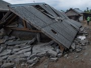 Indonesia quake lifts Lombok island by 25cm