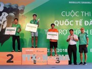 7,000 runners compete in 6th Manulife Da Nang Int'l Marathon