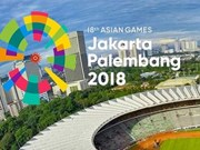 ASIAD 18: women's football to kick off in Palembang