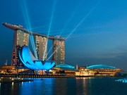 Singapore's economy grows 3.9 percent year on year in Q2